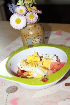 Jajeczna kolacyjka