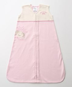 Take a look at this Pink Princess HALO SleepSack by Halo on #zulily today!