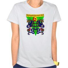 DeAngelis Martial Arts ladies tshirt