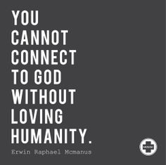 Erwin McManus inspirational quote Love connecting to God Simple Life Quotes, Positive Quotes For Life, Inspiring Quotes About Life, Inspirational Quotes, Success Mantra, Success Quotes, Great Quotes, Me Quotes, Qoutes
