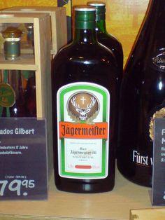 A taste from home.German size :P Jack Daniels Whiskey, Whiskey Bottle, German, Drinks, Deutsch, Drinking, Beverages, German Language, Drink