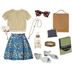 Dream Skirt #03 by Ashley Ording