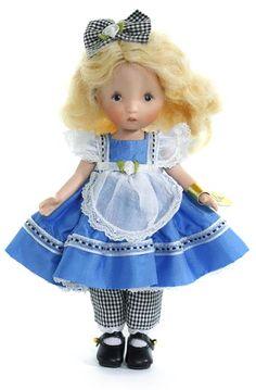 little nancy ann storybook alice in wonderland doll