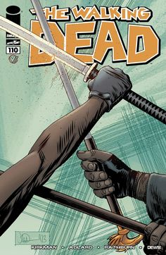 The Walking Dead - Volume 19 #110 - Galáxia dos Quadrinhos