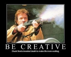 Funny Chuck Norris Jokes Picture