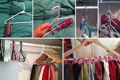 Idées de rangement - penderie - garde-robe