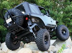 6 of the Most Popular #Jeep Wrangler Modifications