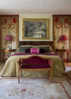 A Queen Ann period location home - desire to inspire - desiretoinspire.net