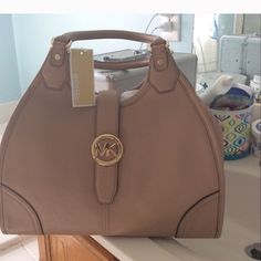 Michael Kors large dark khaki bag $378 originally Bundle up and save Michael Kors Bags Shoulder Bags