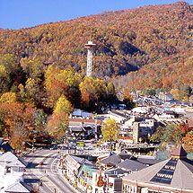 Autumn is by far my favorite season in the Smokies! Gatlinburg, Tennessee