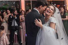 Casamento contemporâneo e romântico | Vanessa + Rieges