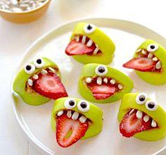 Quel drôle de fruit !