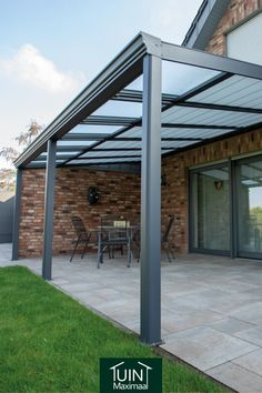 Terrace Design, Patio Design, Garden Design, House Design, Outdoor Pergola, Backyard Pergola, Garden Room Extensions, Backyard Pavilion, Steel Pergola