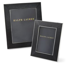Sutton Frames - Products - Ralph Lauren Home - RalphLaurenHome.com