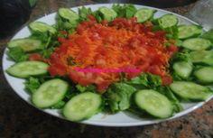 Karışık Peynir ve Zeytinli Mevsim Salatası | Yemekgurmesi