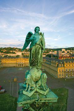 Concordia am Schlossplatz #Stuttgart