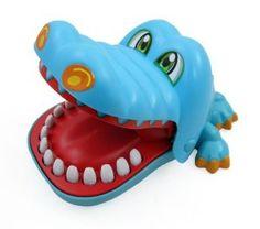 Crocodile Dentist Game for Kids Crocodile Dentist, Dentist Games, Daycare Themes, Dental Kids, Child Life, Pediatrics, Dentistry, Games For Kids, Cool Kids