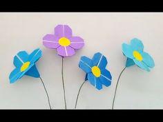Origami flower / พับดอกไม้