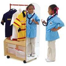 Discount School Supply - Angeles® Dress Up Cart