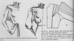 Friday Freebie: Dress Design Draping and Flat Pattern Making – The Perfect Nose Dress Sewing Patterns, Vintage Sewing Patterns, Clothing Patterns, Pattern Cutting, Pattern Making, Bodice Pattern, Kaftan Pattern, Jumpsuit Pattern, Couture Sewing