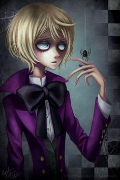 Tim Burton Alois