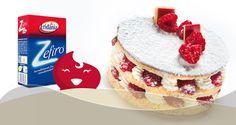 Ricette con Zefiro di Clara - Paradiso al Lampone - ChiacchiereDolci.it #ricette #zefiro #zucchero #dolci #food #cooking #recipes #eridania Cheesecake, Desserts, Cheesecake Cake, Postres, Deserts, Cheesecakes, Dessert, Cheesecake Bars, Food Deserts