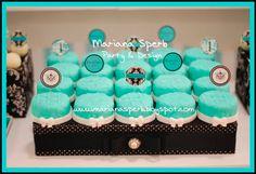 Hum Cupcakes em Curitiba: Festa Bonequinha de Luxo