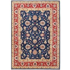 Shop for Herat Oriental Afghan Hand-knotted Vegetable Dye Oushak Wool Rug (9'10 x 13'10). Get free delivery at Overstock.com - Your Online Area Rugs Shop! Get 5% in rewards with Club O! - 21206208