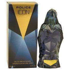 Police Icon Cologne By Police Colognes EDP Spray 4.2 Oz (125 Ml) For Men