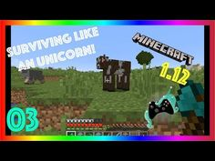 Watch now!⚡️  NOT SO COOL OF A HAPPY HOUSE! SURVIVING LIKE AN UNICORN! IN MINECRAFT 1 12 #03 https://youtube.com/watch?v=kFDCWwHDFk0