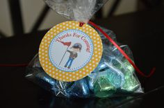 Blue and Yellow Airplane Pilot Favor Tags  by SweetEPaperBoutique, $10.00