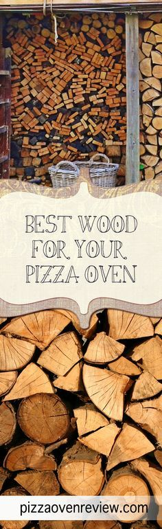 Top 5 Best Woods to Use in a Pizza Oven is part of Croissant pizza Rolls Kids - What's the Best Wood to use for a Pizza Oven If You're Considering a Wood Fired Oven, Here Are Our Best What Wood NOT to Top 5 Diy Pizza Oven, Brick Oven Pizza, Pizza Ovens, Brick Oven Outdoor, Pizza Oven Outdoor, Outdoor Cooking, Outdoor Kitchens, Wood Oven, Wood Fired Oven
