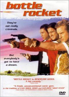 Un colpo da dilettanti Wes Anderson 1996 giudizio: ★★★ grafica copertina: ☆