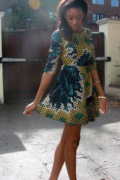 african print.