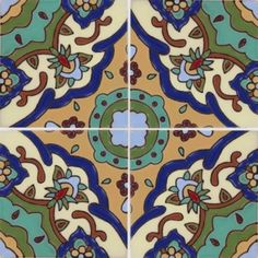 Malibu Tile Santa BarbaraFrom Santa Barbara Ceramic Tile Collection