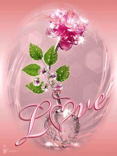 Non vedi quello che ♥️ sente. Love Heart Images, Beautiful Flowers Images, Beautiful Love Pictures, Love You Images, Beautiful Gif, Flower Images, Beautiful Roses, Flower Phone Wallpaper, Heart Wallpaper