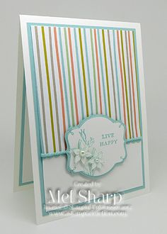 SUO You're Lovely by stampinandstuff - Cards and Paper Crafts at Splitcoaststampers