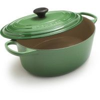 Le Creuset® Fennel Oval French Oven, 6¾ qt.