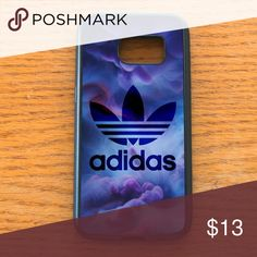 Adidas Cloud Samsung galaxy S8 plus S7 S6 S5 case PRICE IS FIRM ! FIRM  Let me know your phone size if you can't find it . I have it available   iPhone 7 , iPhone 7 plus , iPhone 6 , iPhone 6S , iPhone 6 Plus , iPhone 6S plus , IPhone SE , iPhone 5S, iPhone 5 , iPhone 5C , iPhone 4/4S , IPod Touch 5. Samsung Galaxy Note 5 , Note 4 , Note 3 , Note 2 N7100 , note Edge  Samsung Galaxy S7 , Samsung galaxy S7 Edge , Samsung galaxy S6 , S6 Edge , S6 Edge Plus , Galaxy S5 , S4 , S3 , samsung GALAXY…