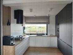 Kitchen Interior, Kitchen Decor, Küchen Design, Cool Kitchens, Kitchen Cabinets, Interiors, Room, House, Ideas