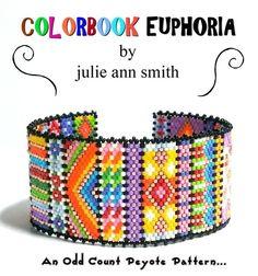 This item is unavailable Peyote Patterns, Loom Patterns, Beading Patterns, Peyote Beading, Beading Projects, Beading Tutorials, Jewelry Patterns, Bracelet Patterns, Beaded Jewelry
