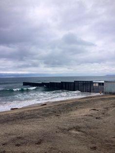 La frontera con USA.
