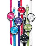 Color Brights Strap Watch $12.99 Purchase at:  www.youravon.com/pamelataylor