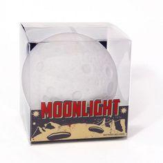 New Moon Moonlight Portable Light - Great Desk Lamp or Night Light!