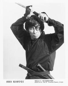 Sho Kosugi   sho-kosugi