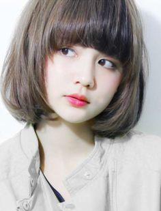 Tokyo Street Hairstyle