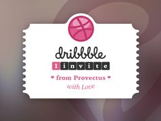 Hey Prospects! How are you?)  Good news! I'm giving away 1 dribbble invite.  To get them send me your portfolio and prospect account link to elstrie.invite@gmail.com  Follow me and Provectus team on Dribbble if you like:)  I'll name the winner on DEC 27, 2015.  Good luck!  Twitter | Facebook
