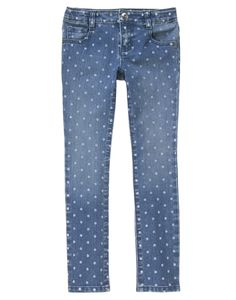 Dot Skinny Jeans at Crazy 8