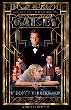 """Bloguinhas Paradise: Opinião - """"O Grande Gatsby"""", F. Scott Fitzgerald"""