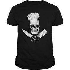 CHEF SKULL - LIMITED EDITION T-SHIRTS, HOODIES, SWEATSHIRT (19$ ==► Shopping Now)